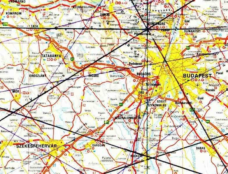 magyarország térkép pilis Új utak magyarország térkép pilis
